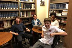 Library Trivia Night